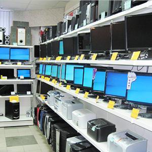 Компьютерные магазины Старицы