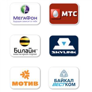 Операторы сотовой связи Старицы