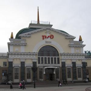 Железнодорожные вокзалы Старицы